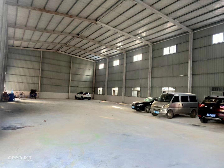 龙华观澜新出1楼1500平米钢构仓库1500平米28块。