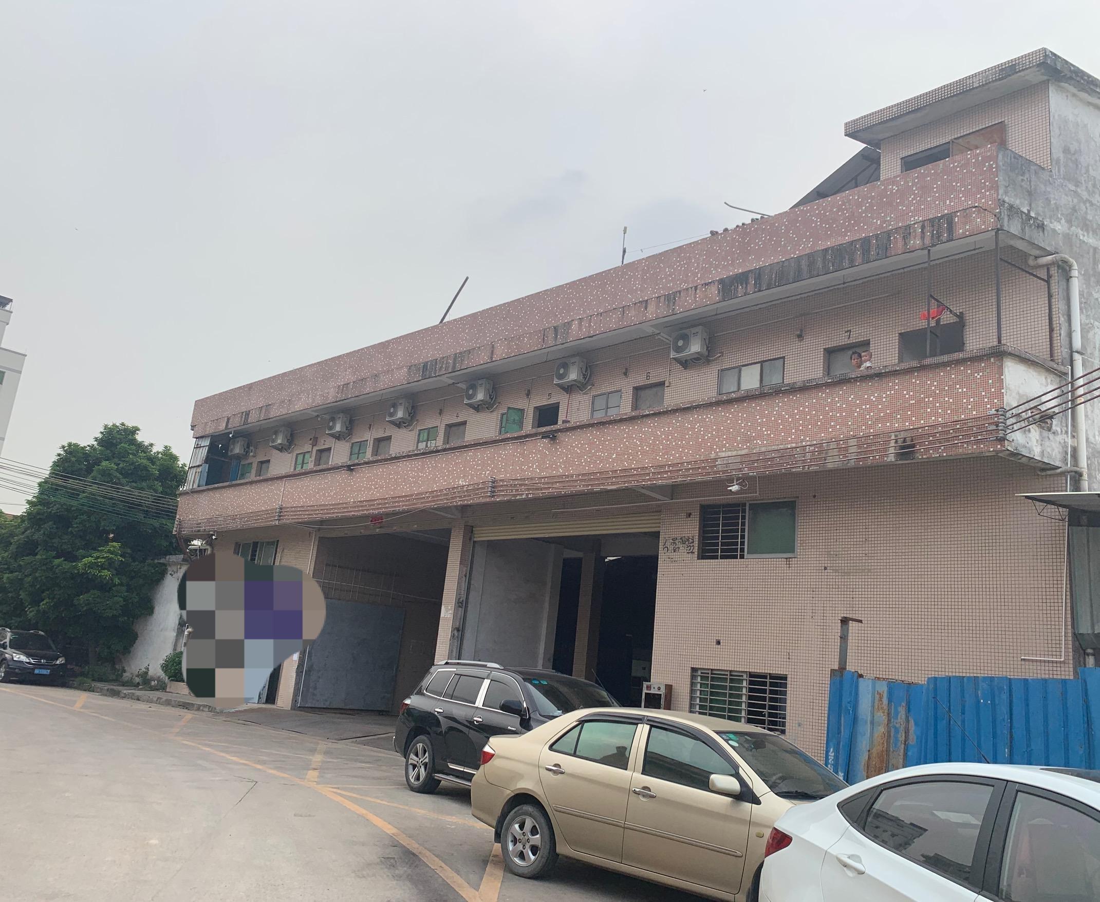 观澜最小占地1332㎡建筑1400㎡村委合同厂房出售