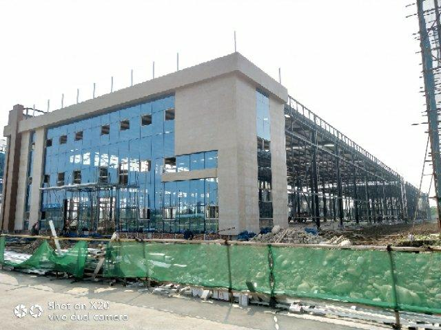 工业厂房,独门独院钢结构,单层电量按需,50年产权-