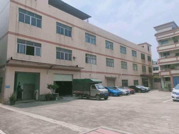 惠州汝湖原房东3200平厂房