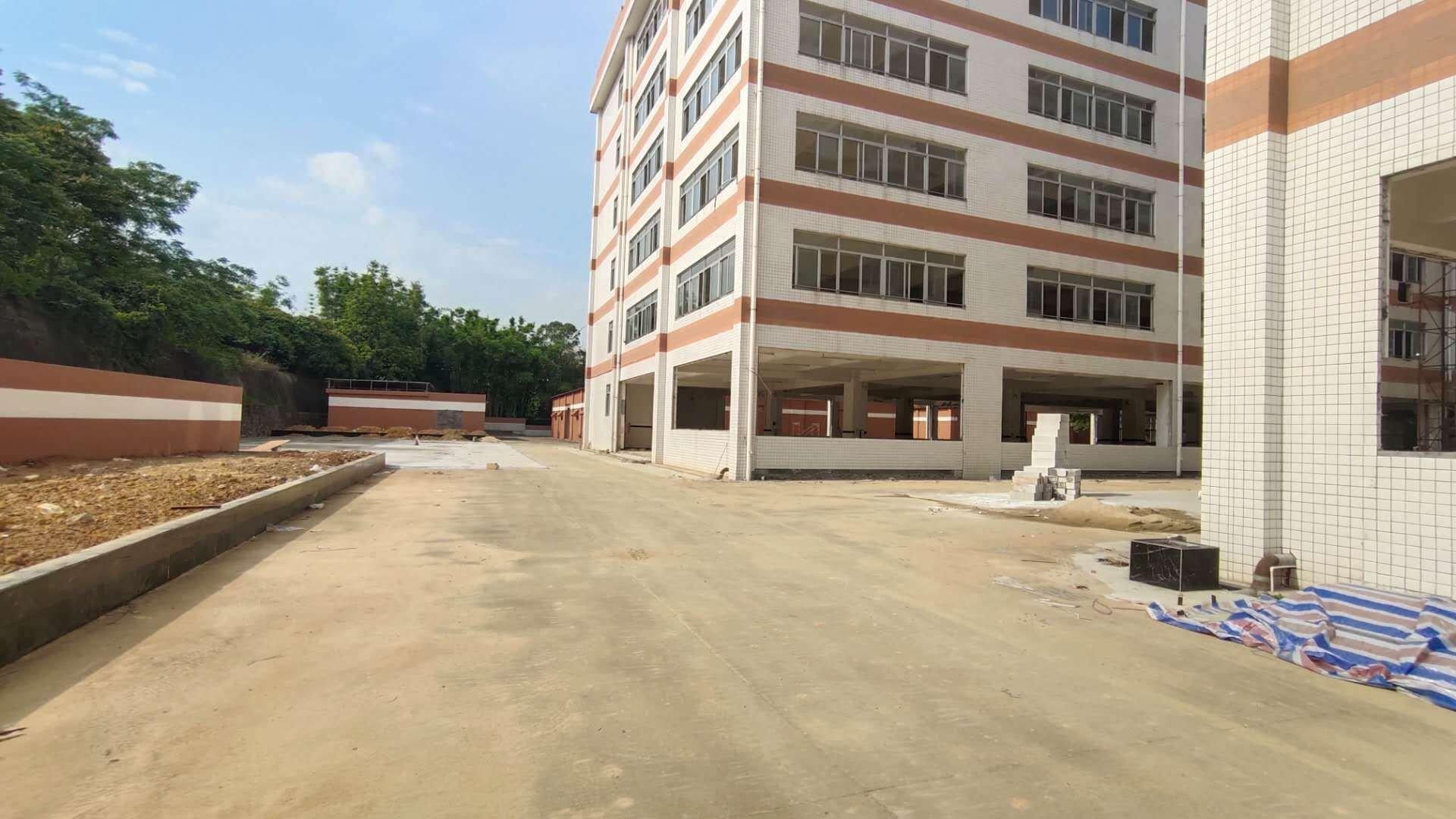广东中山东区全新6万方学校场地出租
