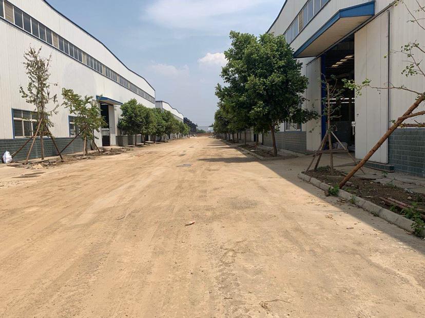 机械加工库房钣金钢结构等等租重大污染能进