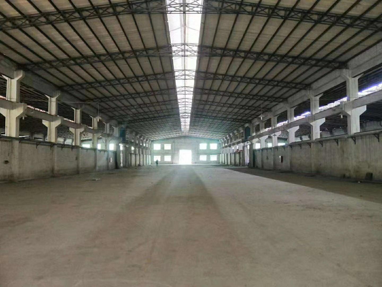 高标准的物流仓,工业园区,空地超大,价格美丽