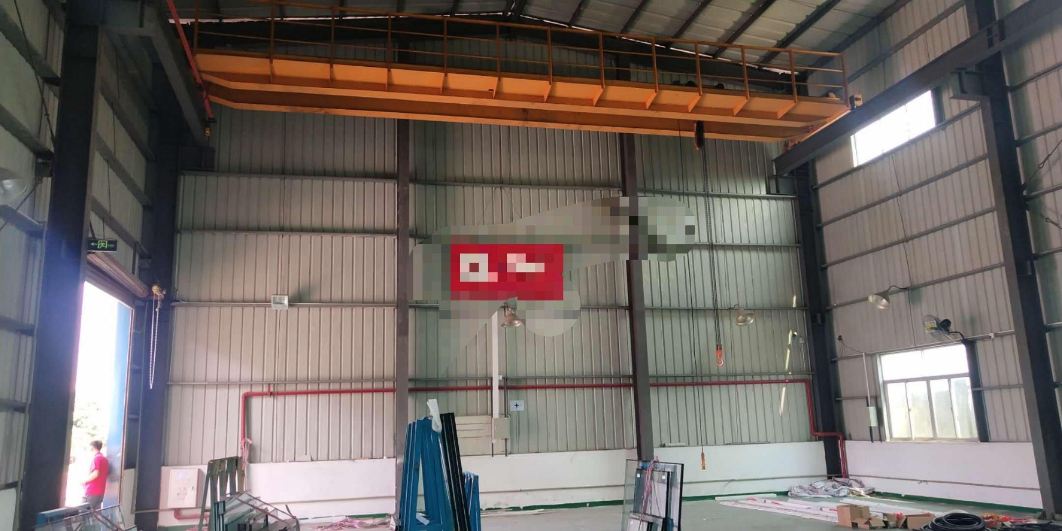 石湾镇科技园实业客分租单层厂房面积1500平空地大证件齐