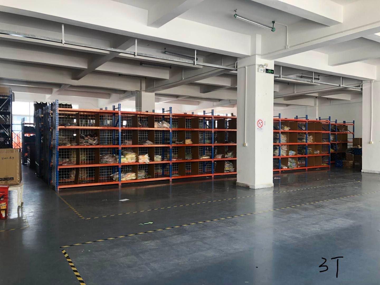观澜库坑梅观高速附近新出原房东带装修厂房一整层1500平