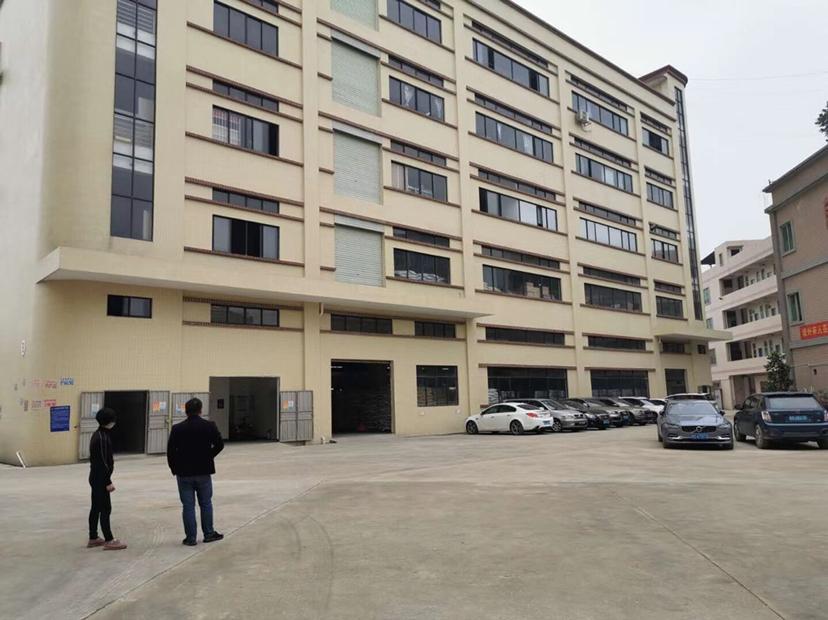 博罗县龙溪镇工业园区厂房2楼1720平可办环评