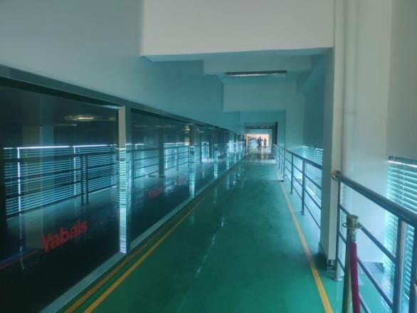惠州博罗独门独院厂房招租(3200平方)国道旁