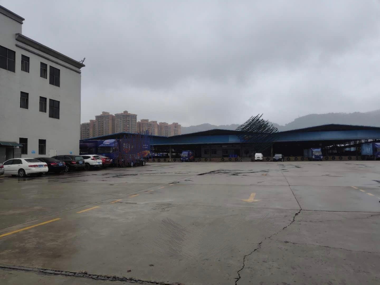 中山市横栏高速口附近新出物流仓库23000平,独门独院!