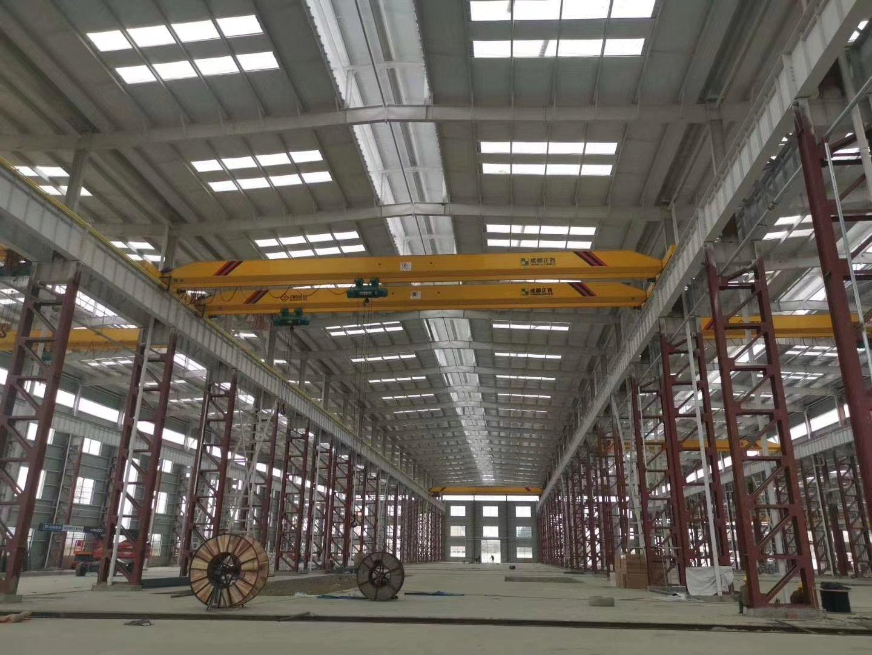 青白江带10-30吨行车重型刚结构万博app官方下载出租