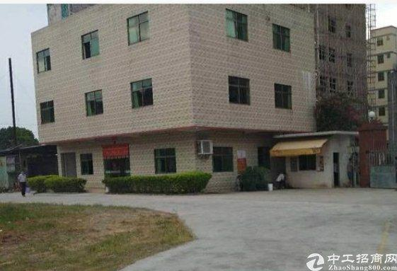 惠阳沙田红本厂占地6000平建筑4850平售35年