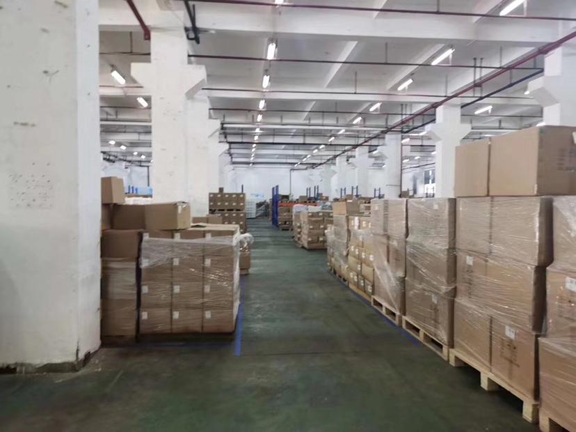 深圳龙岗大型物流仓库一楼3500平,带卸货平台带红本带牛角