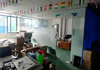 公明楼村鲤鱼河工业区二楼300平米带装修厂房出租图片3