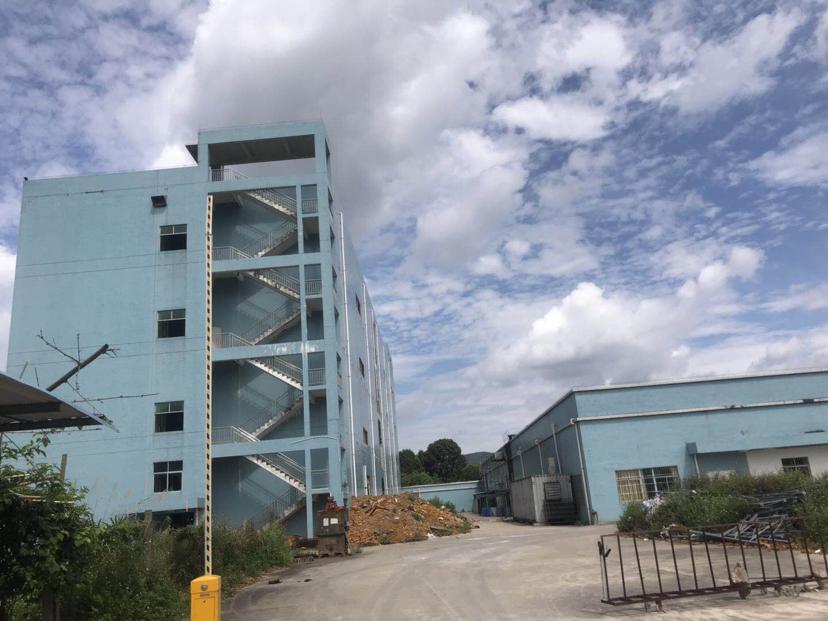 惠州三栋新出园区红本标准厂房8700平米空地三万平方