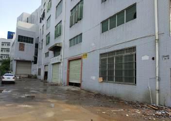 龙华新出独栋原房东厂房一楼层高8米,有消防喷淋适合仓库图片3