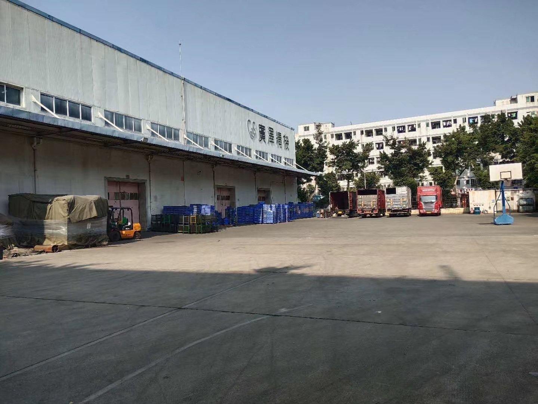 福永凤塘大道边8000平米钢构仓库出租