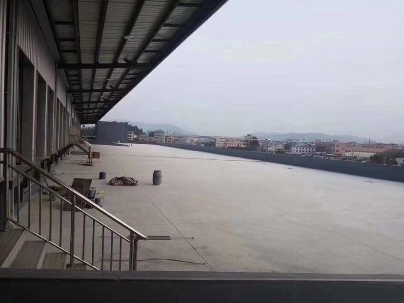 盐田港高标物流厂房仓库13800平.可分租