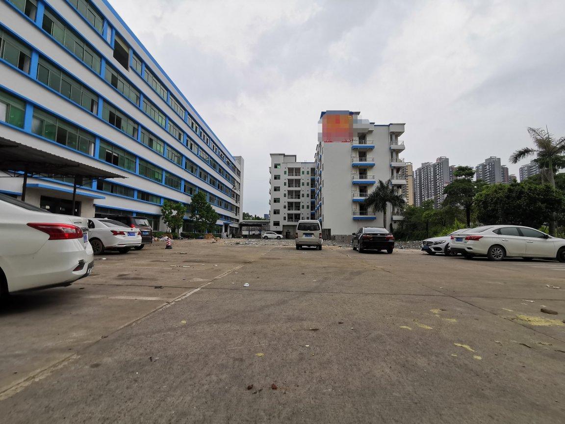 惠环镇高速路口旁红本独院工业园25000平大小分租