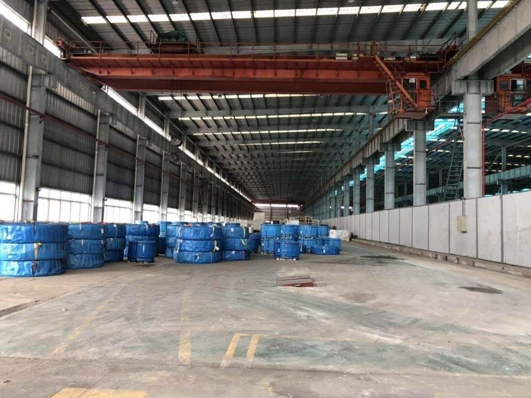 黄埔开发东区重工业万博app官方下载6500方招租,滴水13米带25吨航吊-图6