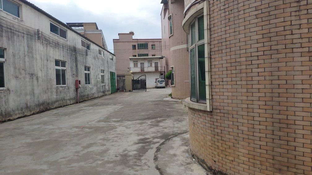 惠州博罗县新出工业园分租钢构厂房1670平方