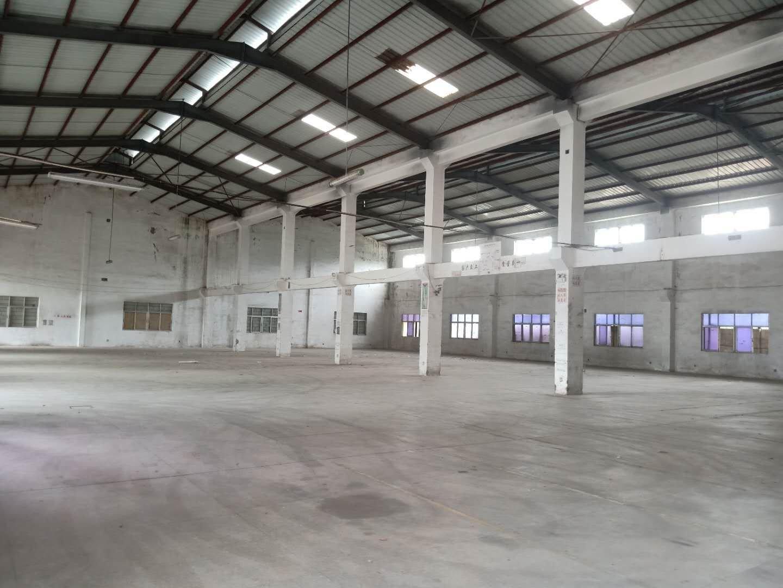 坪山沙博原房东自用厂房6000平方出租,适合仓库物流行业
