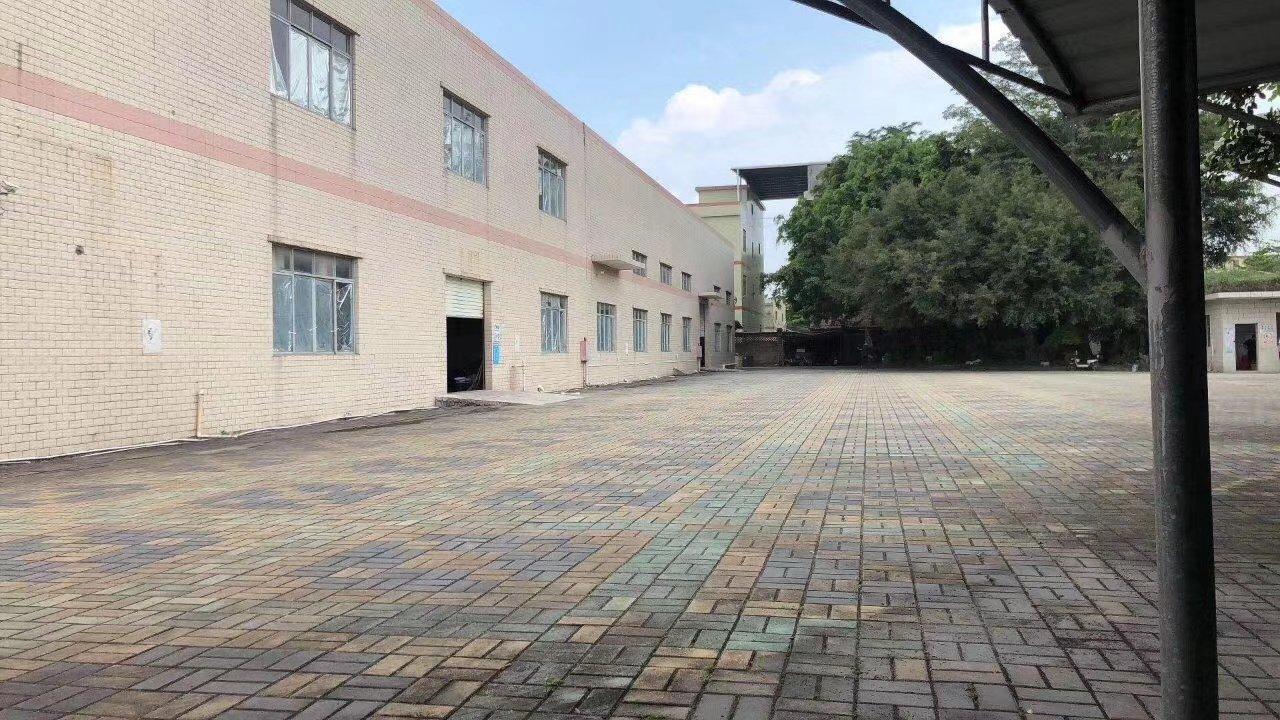 湖镇新出原房东分租独栋两层厂房5500平方打包价65000