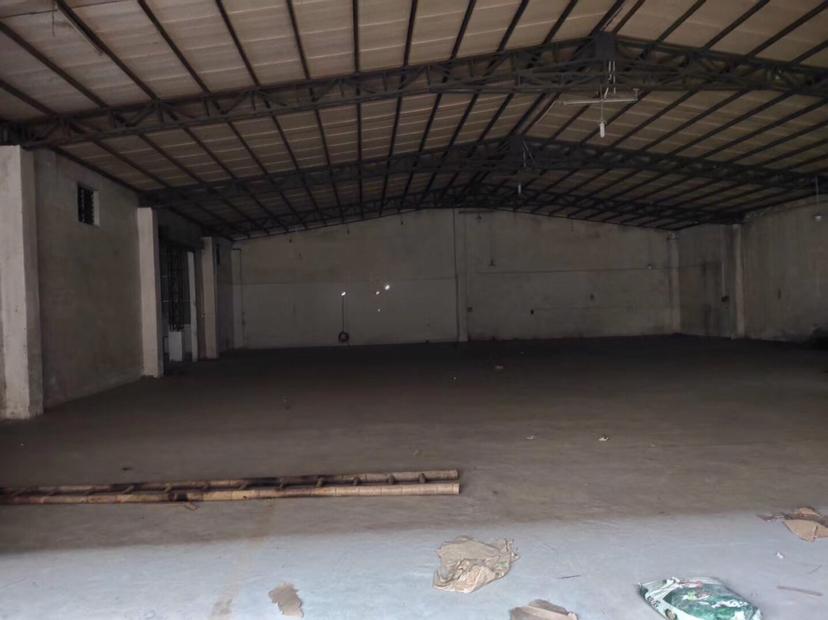 园洲镇上南村200-800平米小型铁皮厂房出租可做仓库小加工