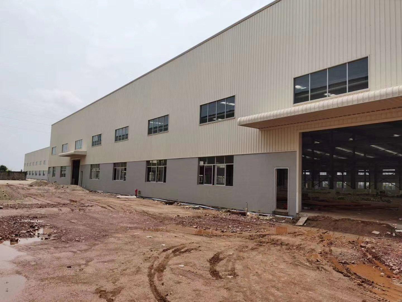 罗阳全新钢结构独院厂房5400平方出售