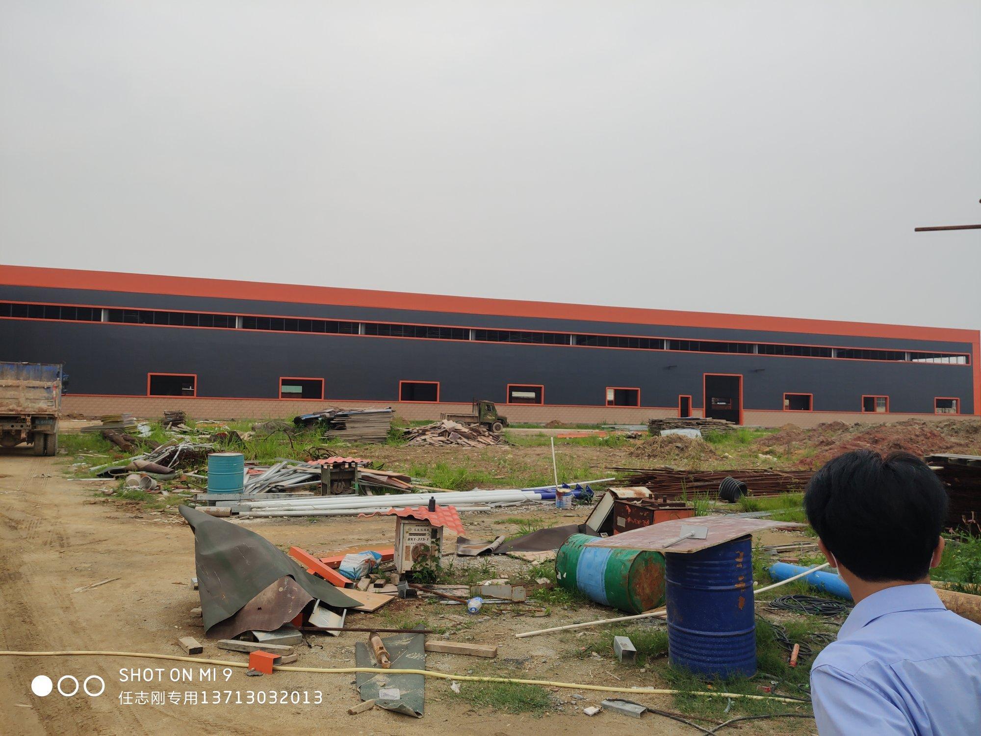 惠州市惠东县原房东钢构厂房出租交通便利