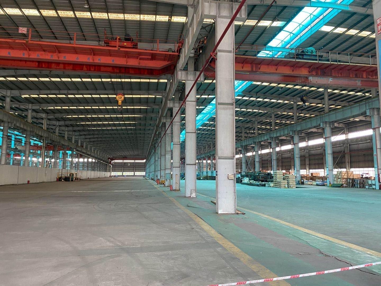 黄埔开发东区重工业万博app官方下载6500方招租,滴水13米带25吨航吊-图3