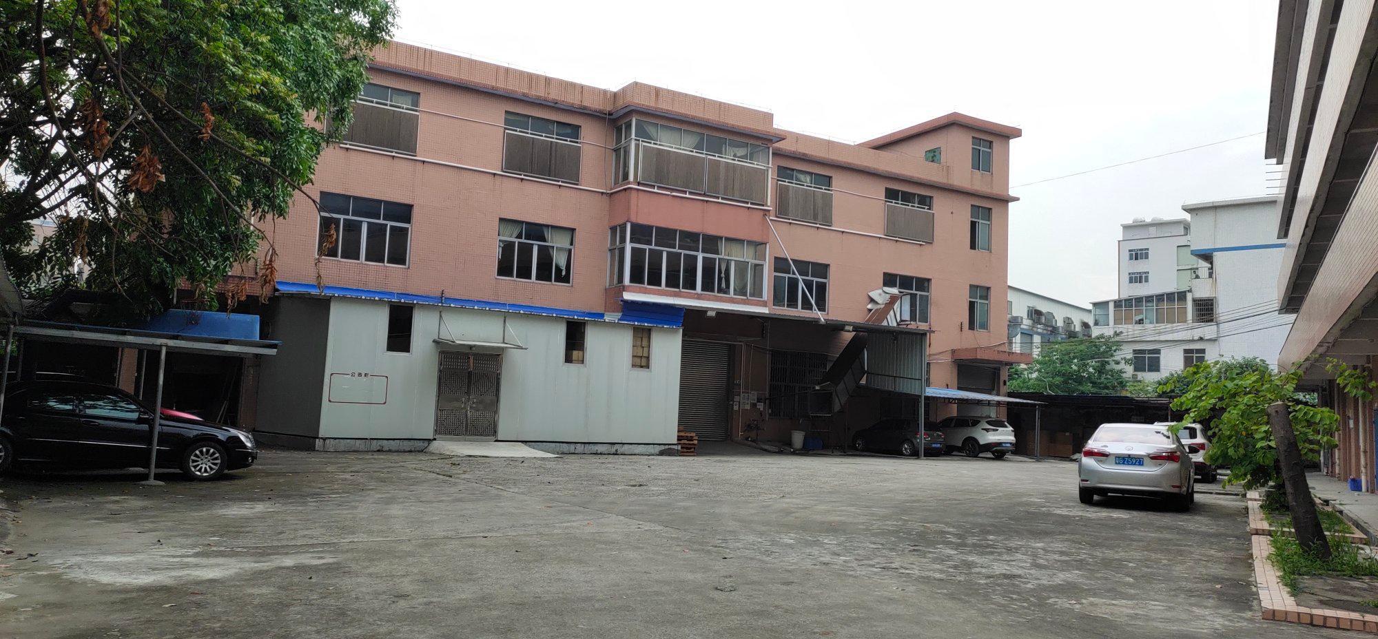 广州独院占地4.5亩建筑7218平国有双证厂房出售,产权过户