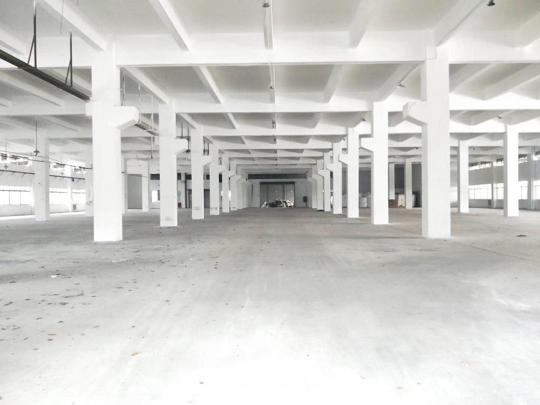 均安高速路口主干道工业园独门独院标准一楼有红本可办环评可分租