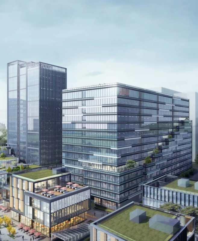 按揭分隔出售厂房写字楼200000平米