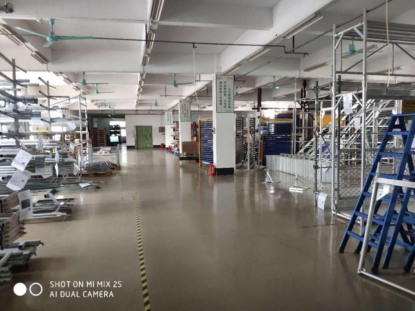 太和镇永兴工业园区新出全新地坪漆厂房分组,可分层租。