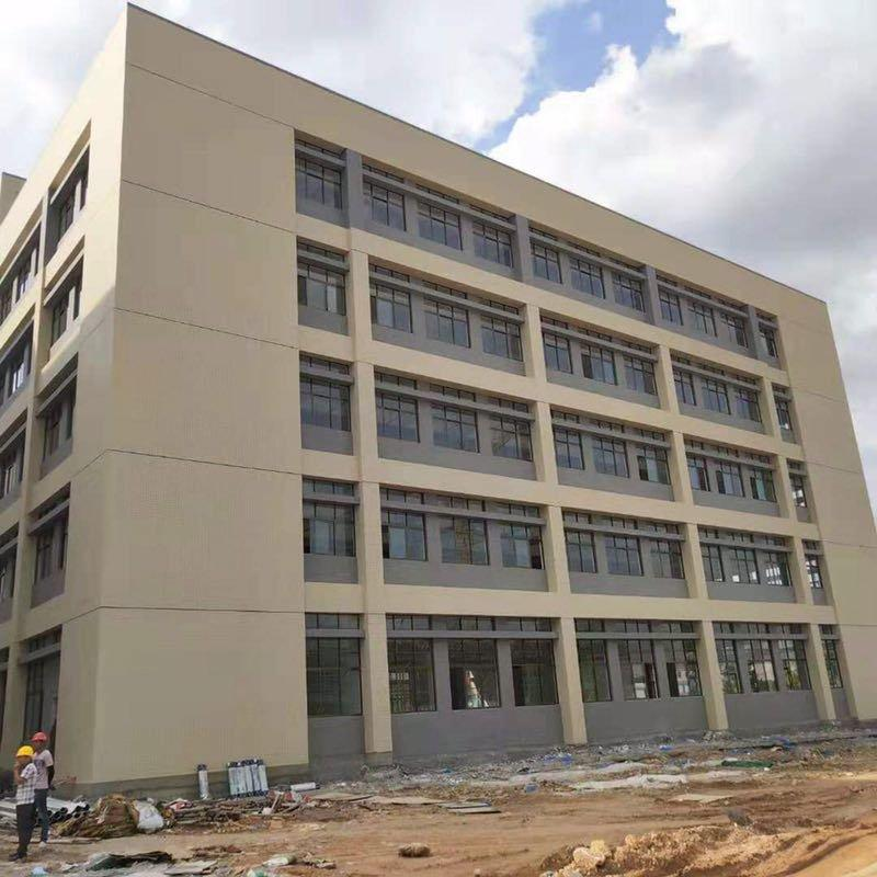 大亚湾标准一楼分租1500平方红本全新厂房