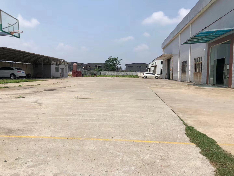 园洲镇独院钢结构28000平方工业园区招租-图4