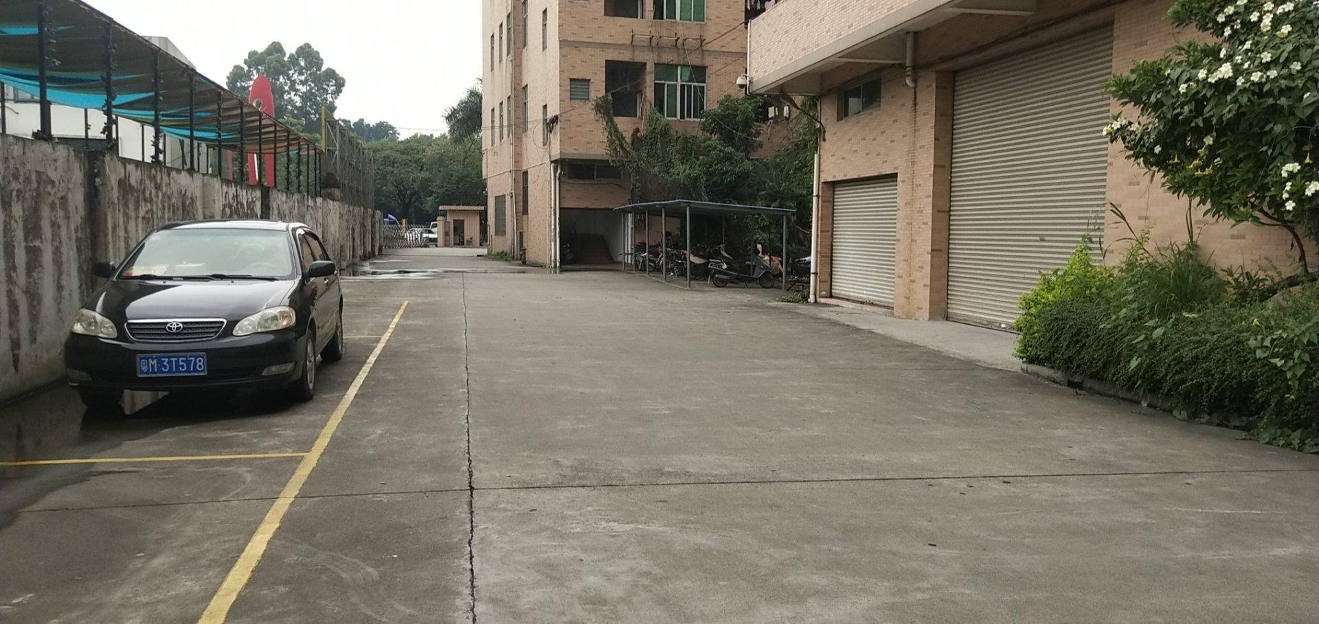 广州新塘新出标准独院万博app官方下载可办环评,可分租有现成办公室