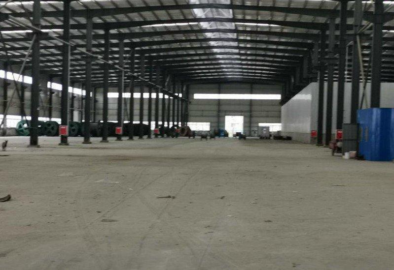 出租德阳中江13000平钢结构厂房有行车