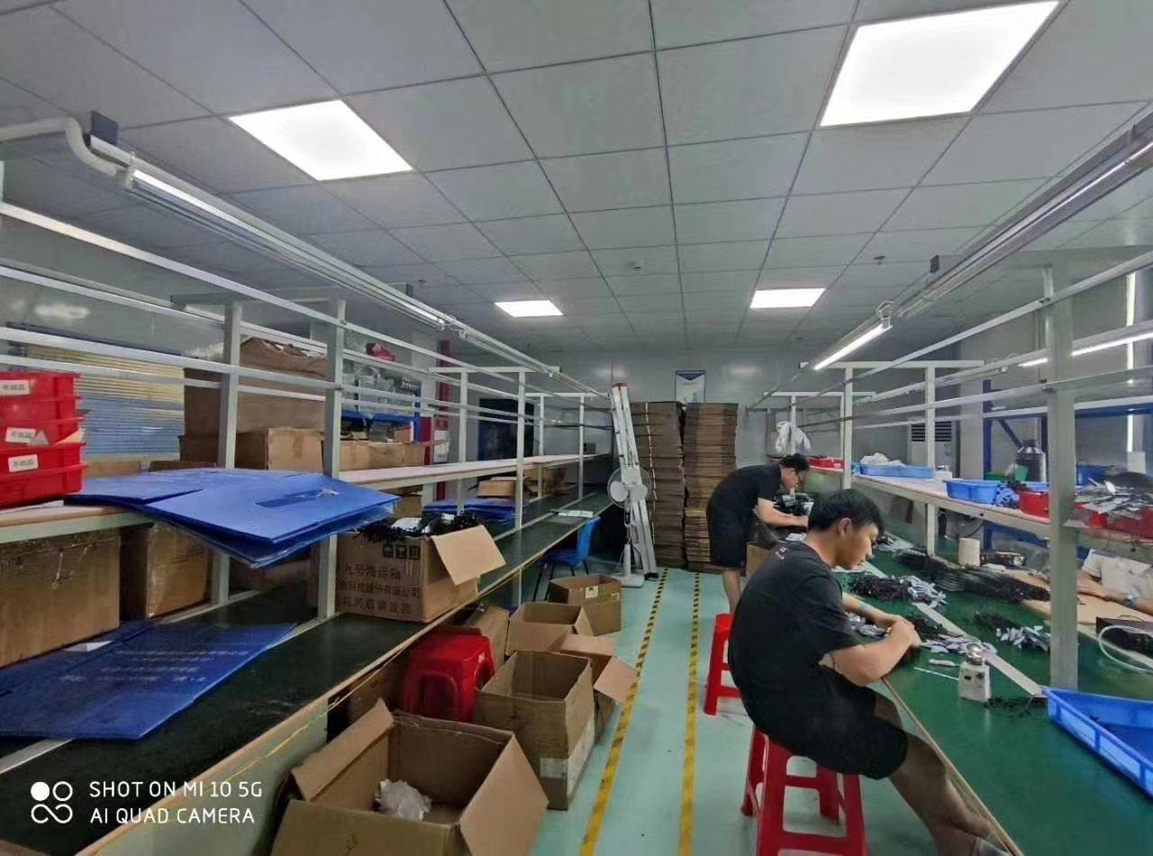 石岩外环路新出楼上整层豪华精装修1300平方厂房出租免转让费-图4