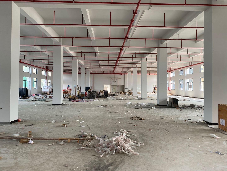 惠阳镇隆204国道边红本标准厂房楼上2000平