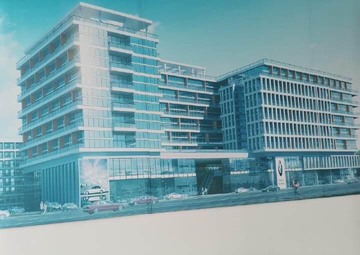 凤岗镇龙平路研发大厦办公楼大小均可90平100平300平等图片3