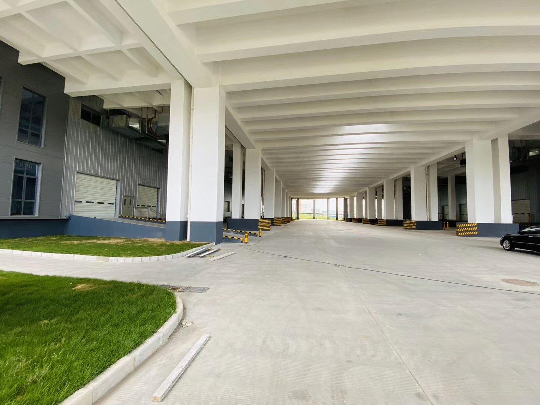 洪梅新建标准物流仓库200000平方,高速出口,证件齐全