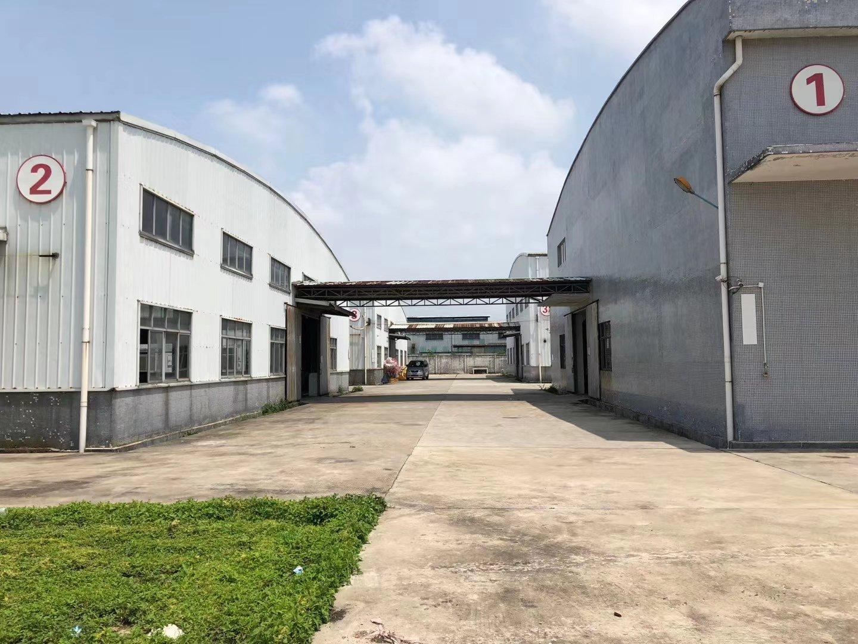 园洲镇独院钢结构28000平方工业园区招租