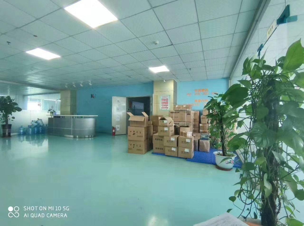 石岩外环路新出楼上整层豪华精装修1300平方厂房出租免转让费-图2