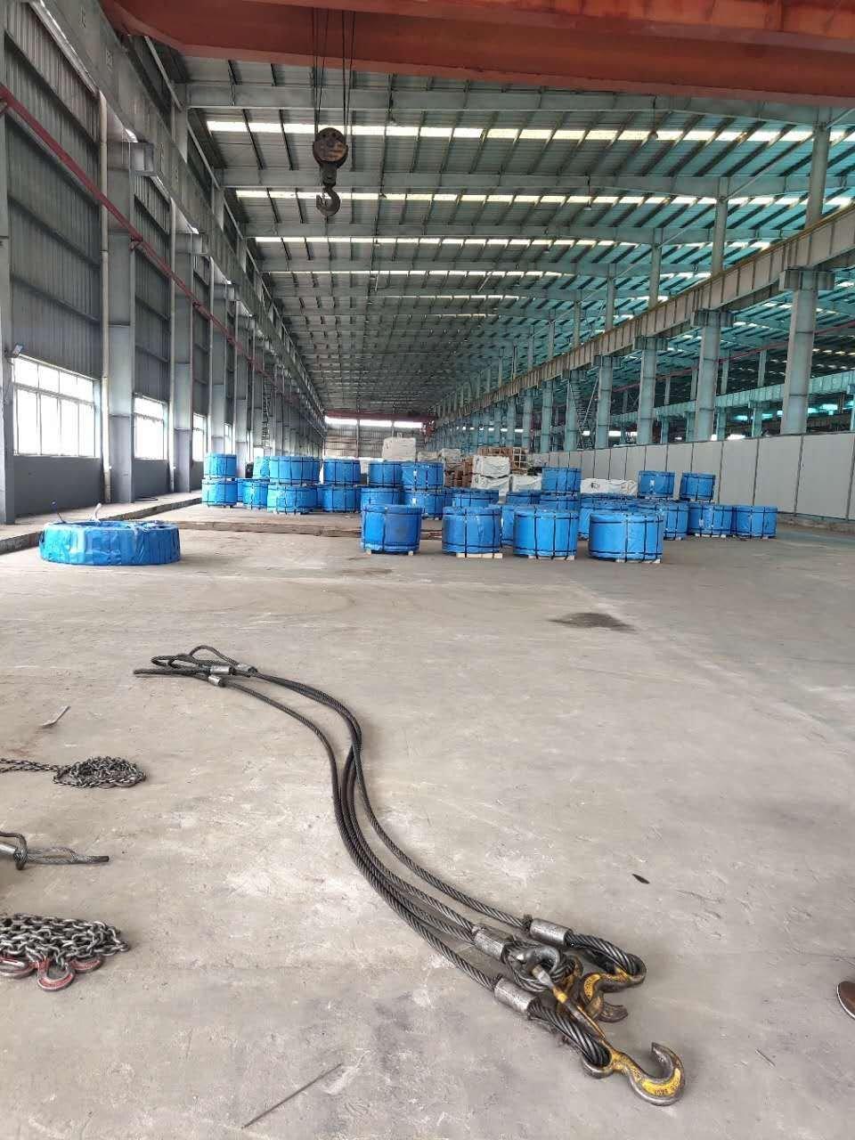 黄埔开发东区重工业万博app官方下载6500方招租,滴水13米带25吨航吊-图5