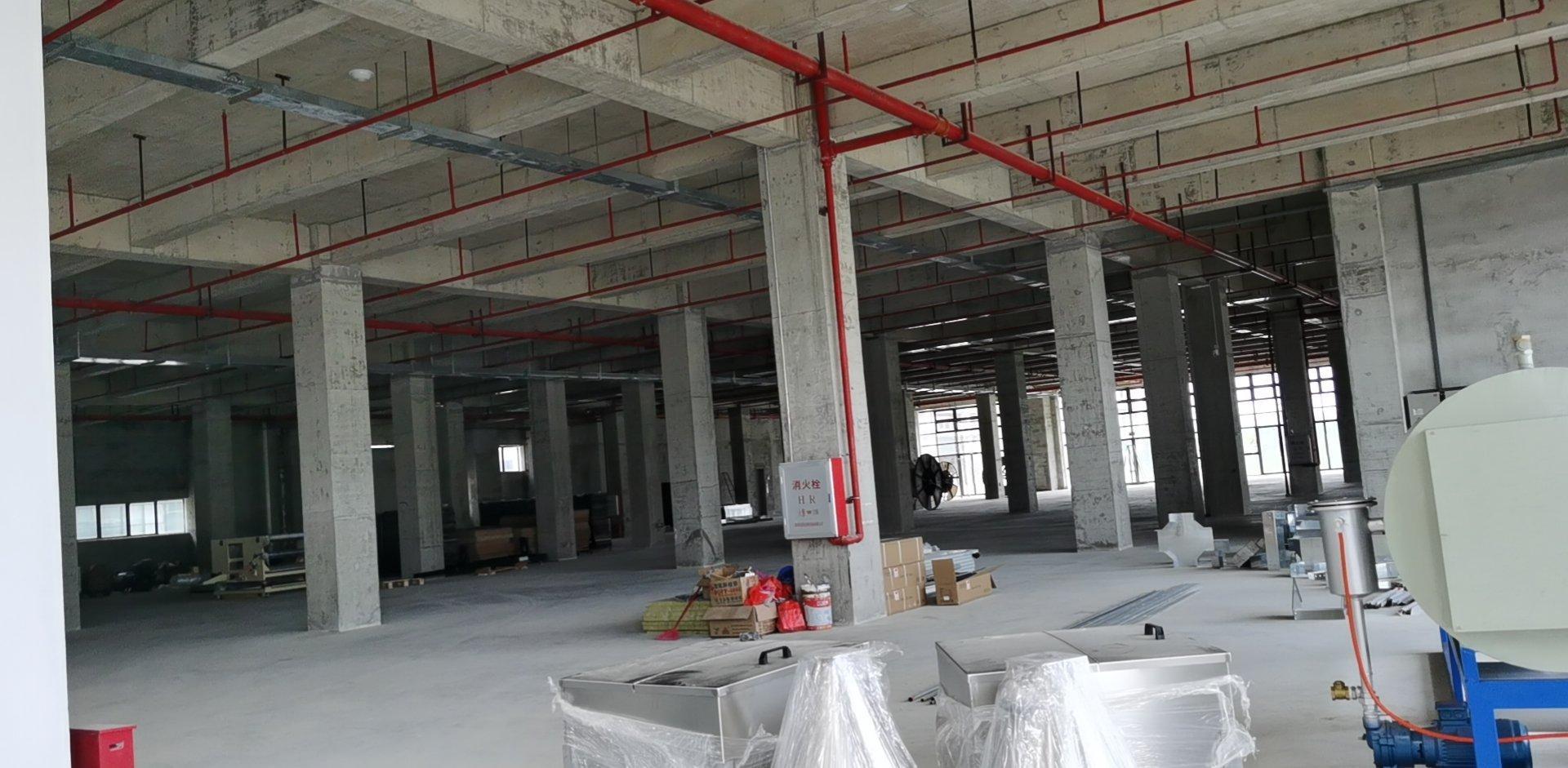 仲恺高新区潼湖镇占地28000平方建筑面积5000平方