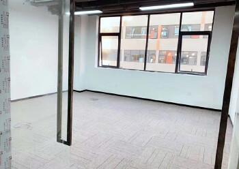 洪浪北地铁站园区办公室小面积80平可定制装修拎包入住图片2