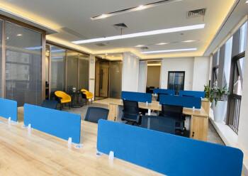 横岗地铁站附近精装修写字楼家私齐全拎包进驻既可以办公图片4