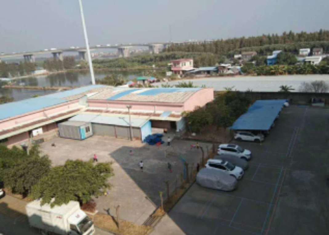 中山市港口镇新出独门独院厂房约18000平方随时可看房可分