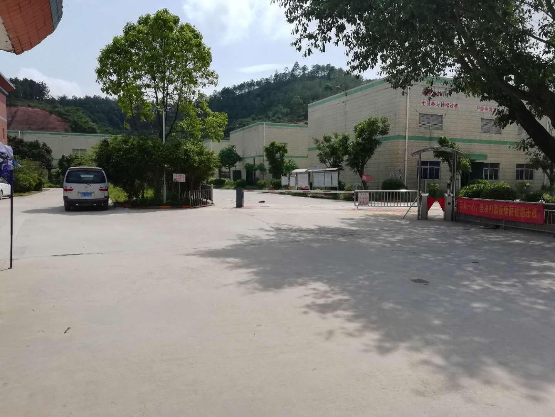 惠阳新圩南坑标准单一层甲类化工厂房10000平招租可分租