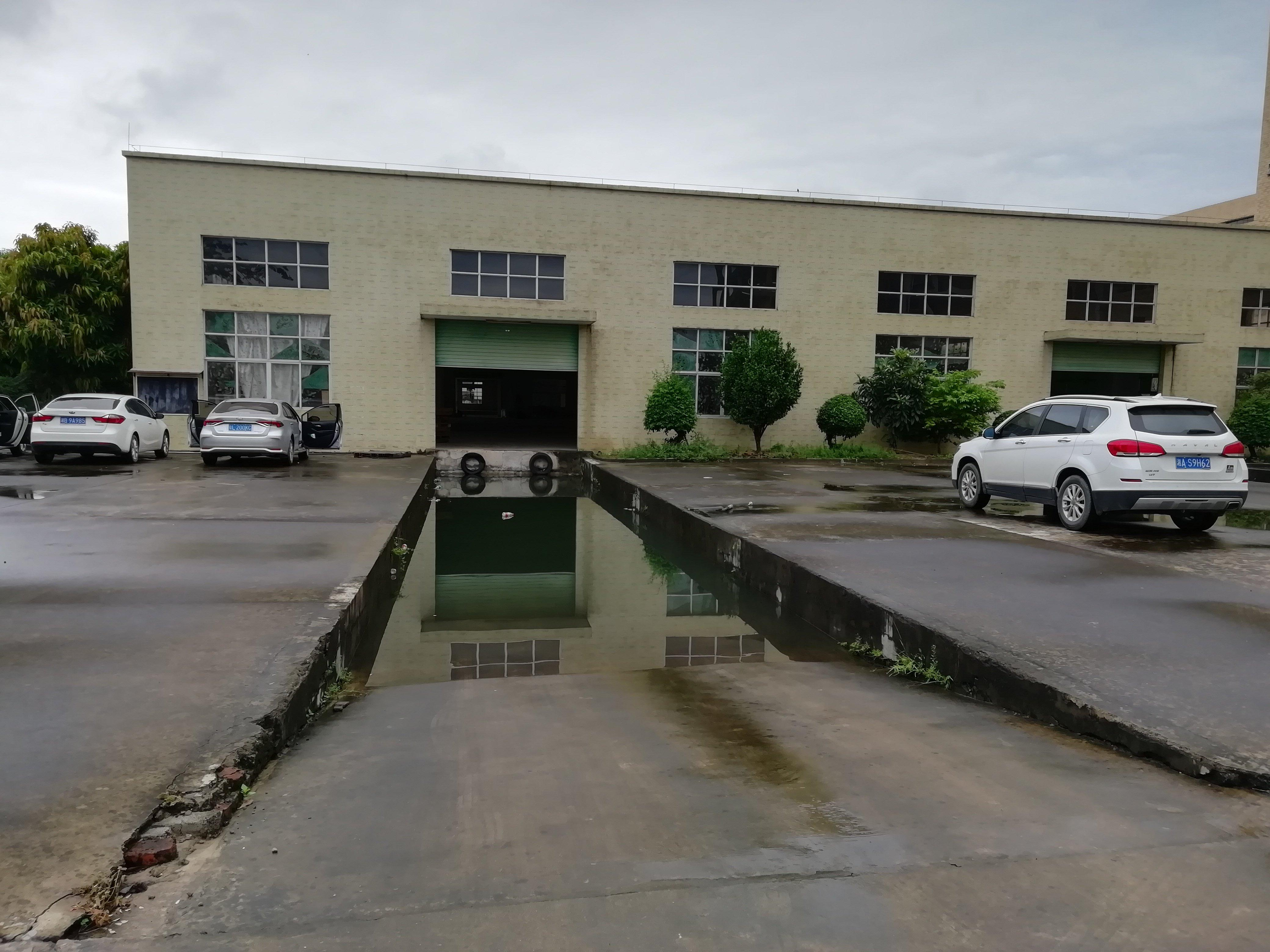 (超大空地)惠阳区平潭镇独门独院钢构红本厂房